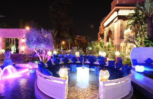 фото отеля Sofitel Marrakech Lounge & Spa изображение №1