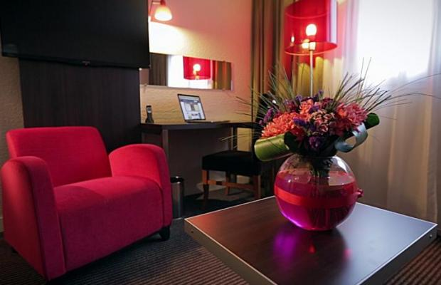 фотографии отеля Mercure Montrouge Paris Porte d'Orleans изображение №15