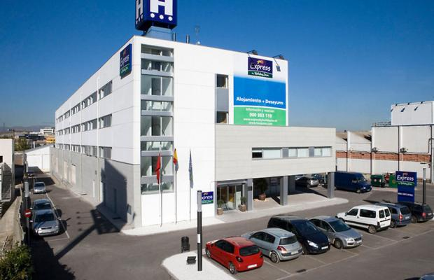 фото отеля Holiday Inn Express Madrid-Alcobendas изображение №1