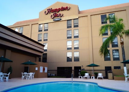 фотографии отеля Hampton Inn by Hilton Monterrey - Airport изображение №3