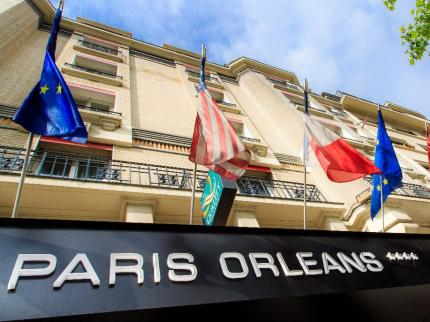 фото отеля Quality Hotel Paris Orleans изображение №5