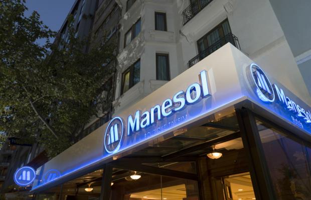 фото Manesol Boutique Taksim (ex. Taksim Park City) изображение №22