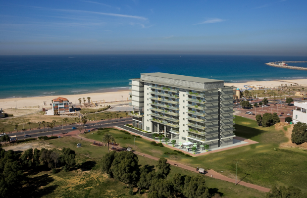 фото отеля West Boutique Hotel Ashdod изображение №1
