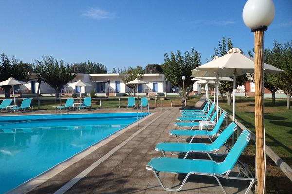 фотографии Ionian Beach Bungalows Resort изображение №4
