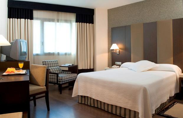 фотографии отеля Hotel NH Madrid Sur (ex. NH Pacifico) изображение №11