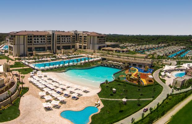 фото отеля Regnum Carya Golf & SPA Resort изображение №1