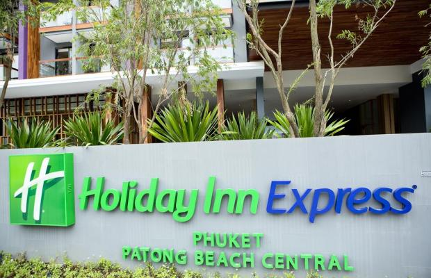 фотографии отеля Holiday Inn Express Phuket Patong Beach Central изображение №3