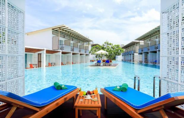 фото The Briza Beach Resort (ex. The Briza Khao Lak) изображение №30