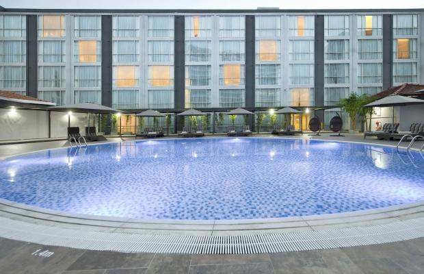 фото отеля Eastin Grand Hotel Saigon (ex. Movenpick Hotel Saigon; The Marco Polo Omni Saigon) изображение №5