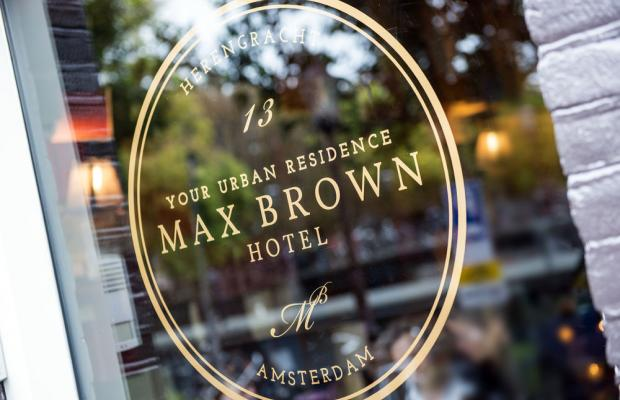 фотографии Max Brown Hotel Canal District (ex. Chic & Basic Amsterdam) изображение №44