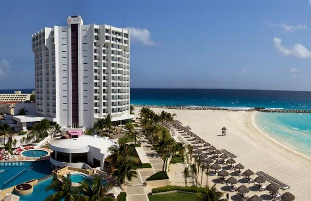 фото отеля Krystal Grand Punta Cancun (ex. Hyatt Regency Cancun) изображение №1