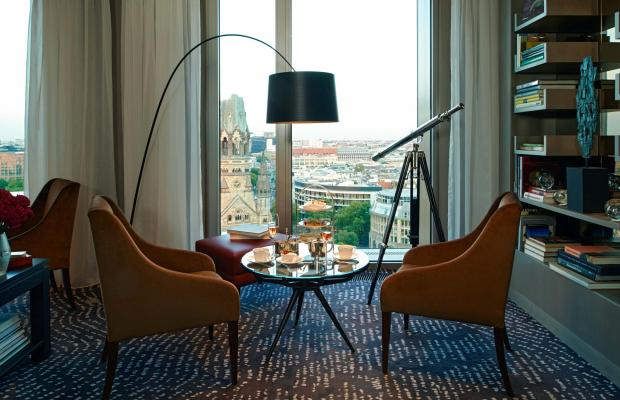 фотографии Waldorf Astoria Berlin изображение №36