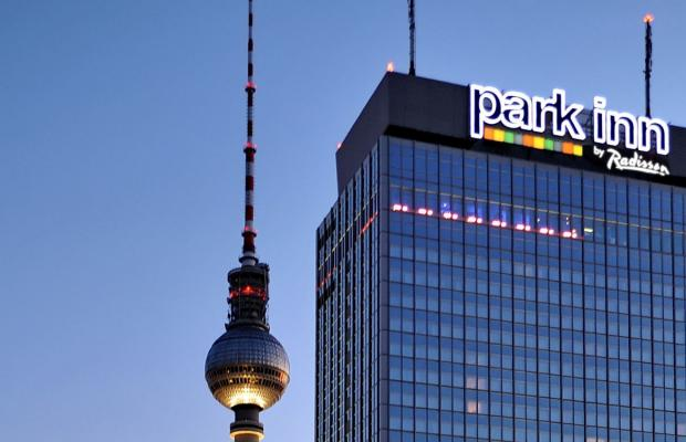 фото Park Inn by Radisson Berlin Alexanderplatz изображение №42