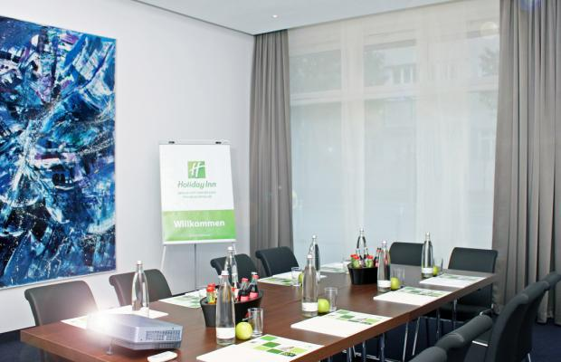 фотографии отеля Holiday Inn Berlin City Center East-Prenzlauer Allee изображение №3