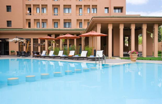 фото отеля Suite Novotel Marrakech (ex.Suite hotel) изображение №5