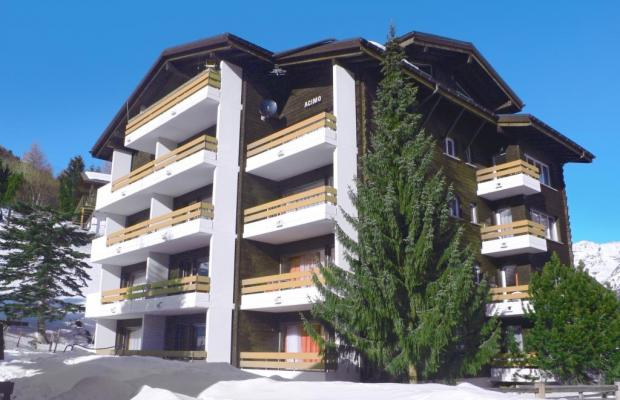фото отеля Apartment Haus Acimo III Saas Fee изображение №13