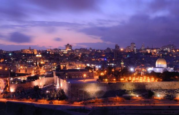 фотографии Crowne Plaza Jerusalem изображение №28