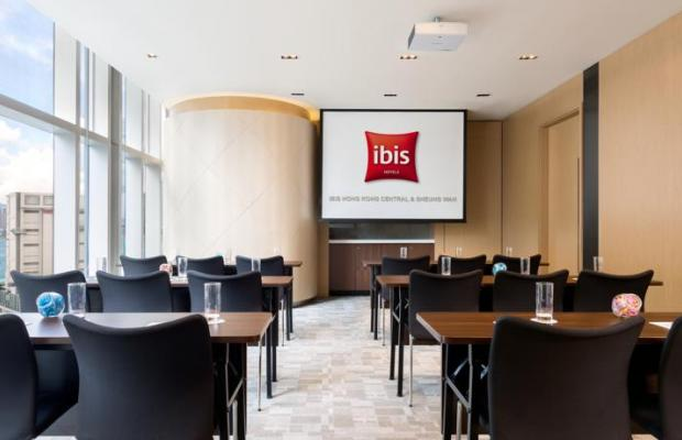 фотографии отеля Hotel ibis Hong Kong Central and Sheung Wan изображение №3