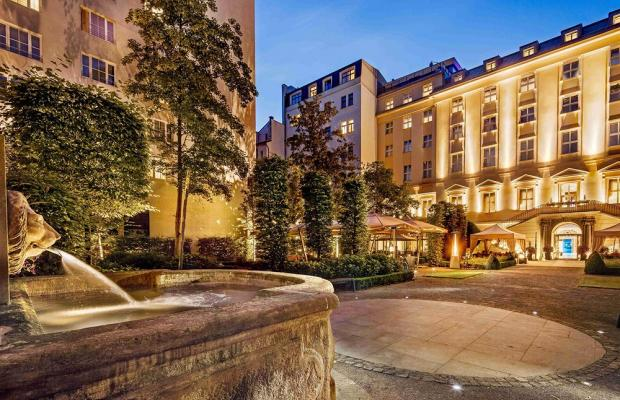 фотографии отеля The Mark Luxury Hotel Prague (ex. Kempinski Hotel Hybernska Prague) изображение №43
