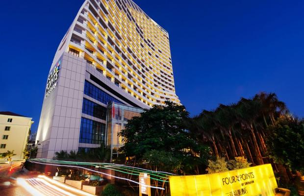 фото отеля Four Points by Sheraton Hainan изображение №45