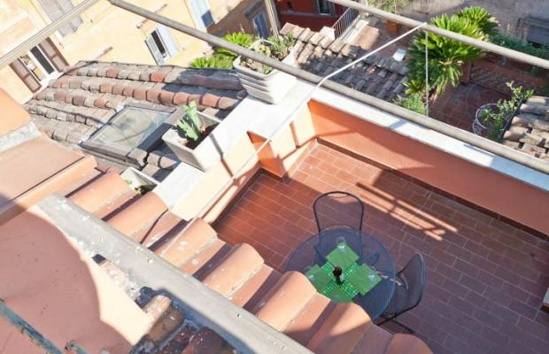 фото SPANISH STEPS ROME VIEW PENTHOUSE изображение №2