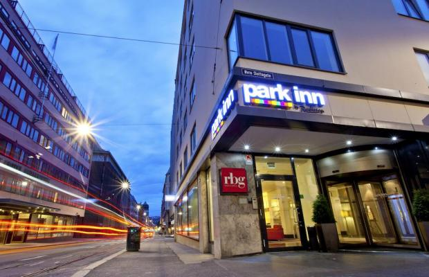 фото Park Inn by Radisson Oslo изображение №2