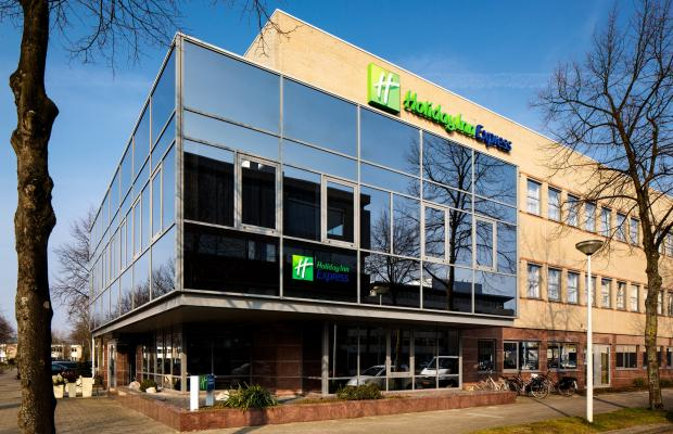 фото отеля Holiday Inn Express Amsterdam South изображение №1