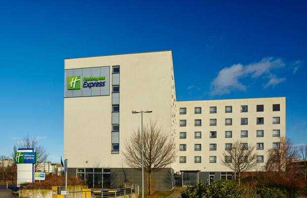 фото отеля Holiday Inn Express Dusseldorf - City North (ex. Express by Holiday Inn Nord) изображение №1