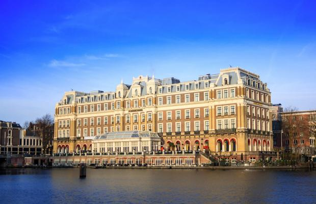 фото отеля InterContinental Amstel Amsterdam изображение №1