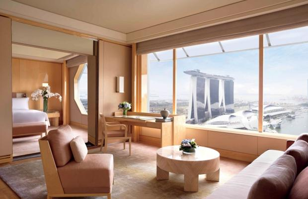 фотографии The Ritz-Carlton Millenia Singapore изображение №4