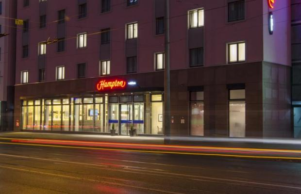 фото отеля Hampton by Hilton Nuremberg City Centre изображение №21