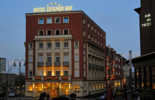 фотографии TOP CCL Hotel Essener Hof (ex. TOP CityLine Hotel Essener Hof) изображение №8
