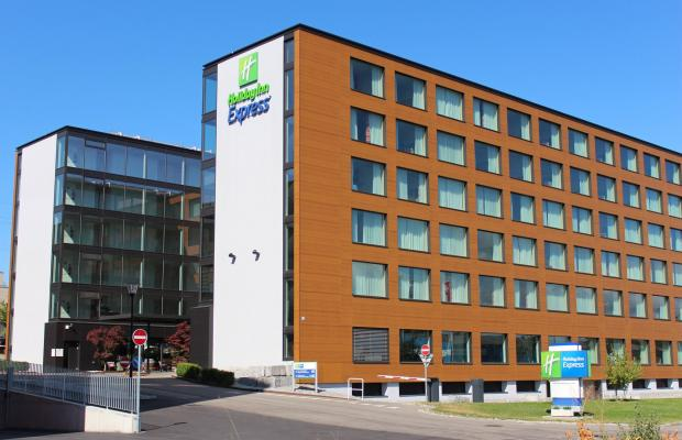 фотографии отеля Holiday Inn Express Zurich Airport изображение №51