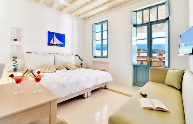 фото Mykonos Pantheon Luxury Suites изображение №82