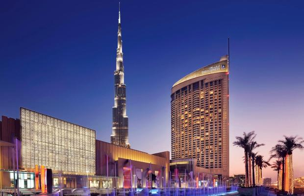 фото The Address Dubai Mall изображение №6