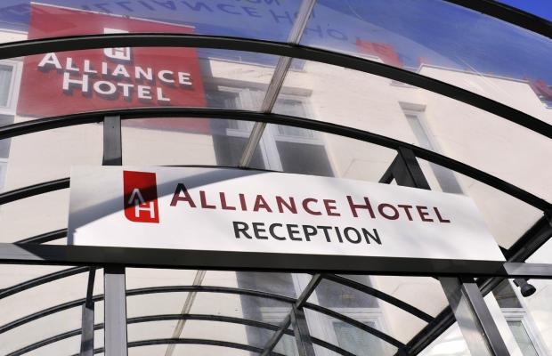 фотографии Alliance Hotel Paris Saint Quentin en Yvelines (ex. Holiday Inn Garden Court Paris St Quentin en Yvelines; ex. Best Western Pari изображение №16