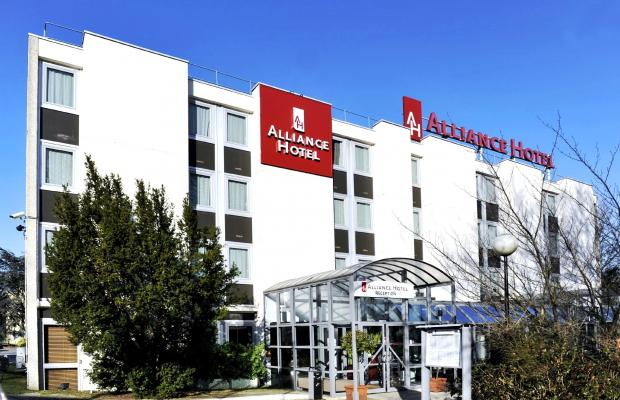 фото отеля Alliance Hotel Paris Saint Quentin en Yvelines (ex. Holiday Inn Garden Court Paris St Quentin en Yvelines; ex. Best Western Pari изображение №1