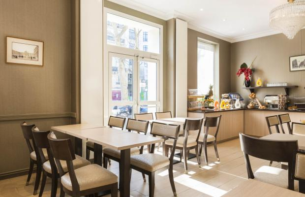 фотографии отеля Hotel Champs-Elysees Friedland by Happyculture (ex. Best Western Etoile Friedland Champs-Elysees) изображение №7