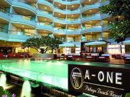 A-One Pattaya Beach Resort, 4*