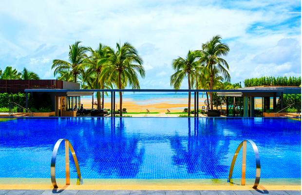 фото отеля Phuket Marriott Resort & Spa, Naiyang Beach (ex. Imperial Adamas Beach Resort) изображение №1