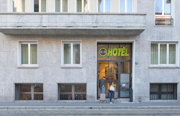 фото отеля B&B Hotel Milano Sant'Ambrogio изображение №1