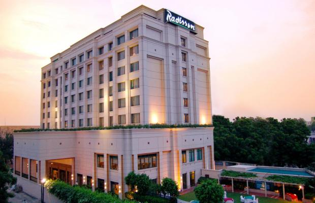 фото отеля Radisson Hotel Varanasi изображение №29