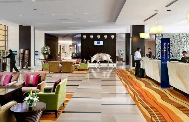 фото отеля Novotel Hyderabad Convention Centre изображение №49