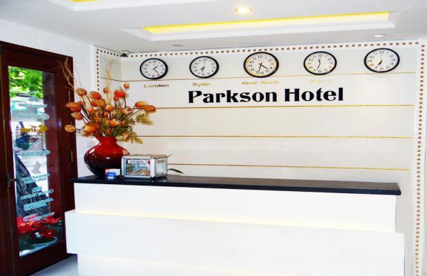 фотографии отеля Parkson (ех. Thaison Grand Hotel) изображение №7