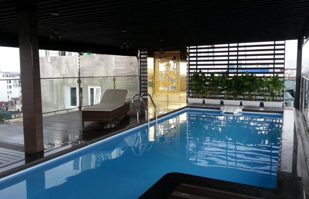 фотографии отеля Golden Lotus Luxury Hotel изображение №7