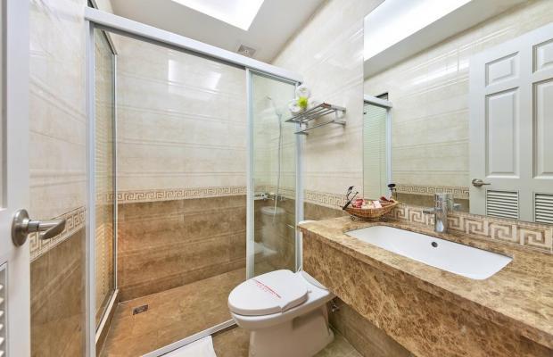фото Hong Vina Hotel изображение №6