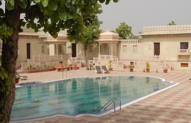 фотографии Amar Mahal Orchha изображение №16