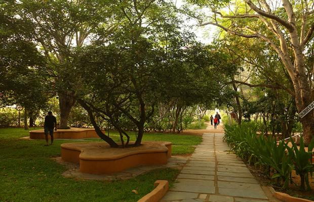 фотографии отеля INDeco Mahabalipuram изображение №23