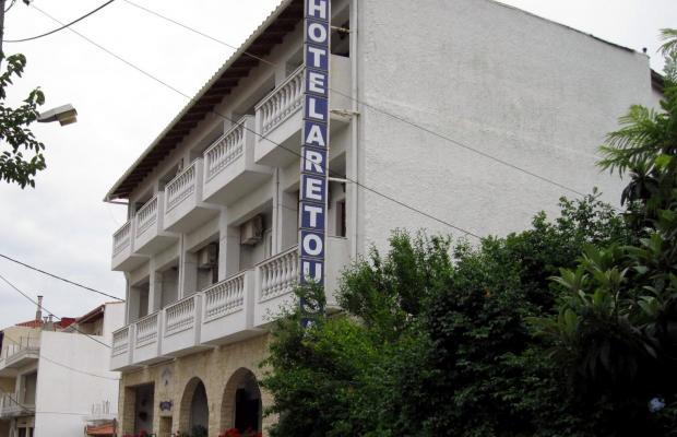 фотографии отеля Aretousa Hotel изображение №7