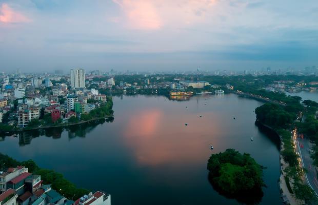 фотографии Hanoi Serenity Hotel 2 изображение №4